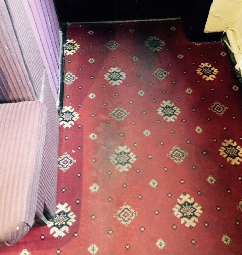 Domestic Carpet Cleaning in Bolton